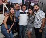 Anabel de Moya, Joel Sella, Miguel Bogaert, Covi Quintana, Jan Alberto Rodríguez