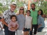 Camilo Suero, Daniela Suero, Dulce Suero, Maria Concepcion, Majorie de Suero y Francisco Suero