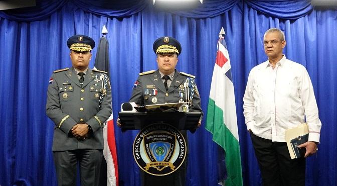 Policía Nacional pone a disposición de la justicia implicado en muerte de joven universitario