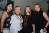 Gina de Gonzàlez, Ilonka Schiffino, Tamara de Cintron y Karina Franco