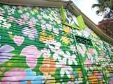 Mural amplio