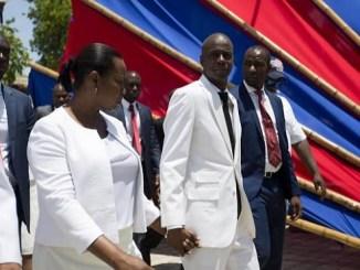 El presidente de Haití, Jovenel Moïse