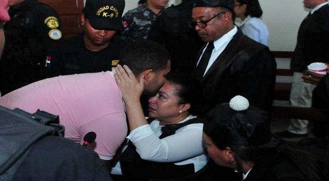 Jueza: Marlon y Marlin Martínez pueden ser condenados; los envía a juicio de fondo