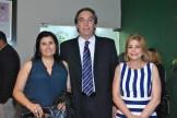 María Tahan de Zaiter, Pedro Zaiter y Pilar González Pittaluga