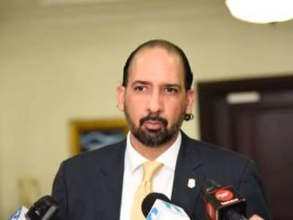 Henry Merán, presidente de la Comisión Especial que estudia el proyecto de Ley de Partidos en la Cámara de Diputados.