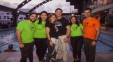 Alvaro Nadal, Leslie Torres, Noris Rodriguez de Bernal, Carolina Torres y Tony Bernal