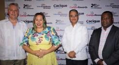 Trevor Sandler, Cynthia Polanco de Garrido, Luis José Chávez Y Lyndon R. Gardiner