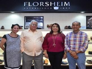 Elisabeth Melo, Eduardo Sanchez, Keren Cirineo y Guillermo Reyes.
