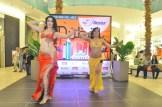 Bailarinas de Dubai.
