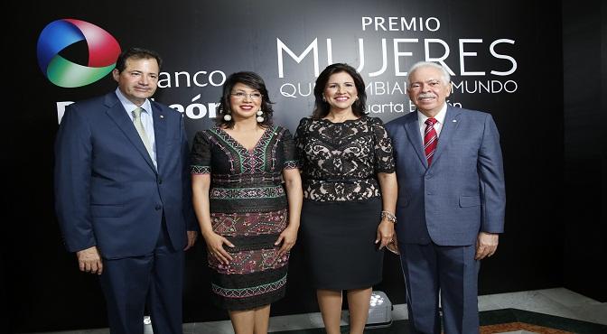 BHD León entrega Premio Mujeres que Cambian el Mundo