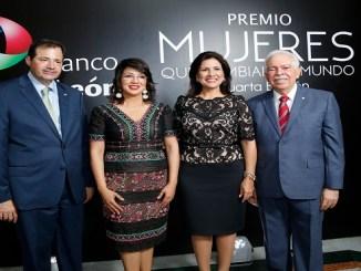 Steven Puig, Josefina Navarro, Margarita Cedeño, Ing. Luis Molina