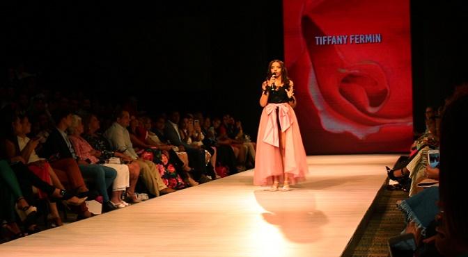 Fernanda Rojas presenta RD Fashion Kids