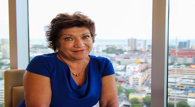 Doina de Campos, Directora General de la ONG RVD