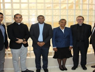 Angel Alcántara, José Israel Cruz, Eric Wilson Cosme, Santa Ángela Cabrera, Ángel Castaño, Fidias Aristy.