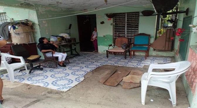 Mujer mata a su padrastro porque golpeó a su madre en Santiago