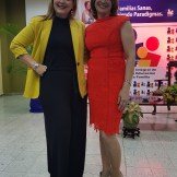 Emma Fernández y María Esther Fernández