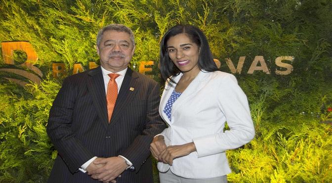 Orión Mejía y Rosa Arredondo