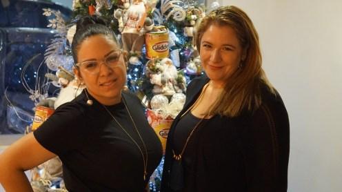 Maria Matilde Nuñez y Daniela Rachadell
