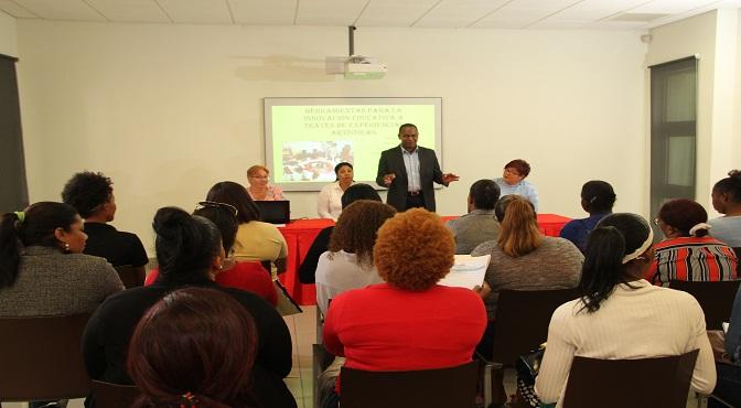 Inafocam y  CulturArte Dominicana imparten diplomado de capacitación artística en el Sur