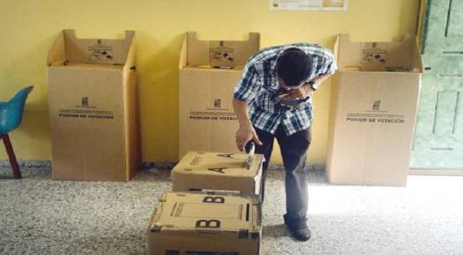 Ley Electoral prohíbe el voto a dominicanos que estuvieron como militares en otros países