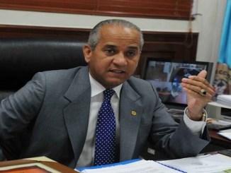 """Sigfrido Pared Pérez afirmó que se sabe dónde está Quirinito, pero """"lo que pasa es que eso no es un asunto del DNI; eso es un asunto de la justicia dominicana y de la Policía Nacional""""."""