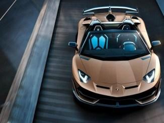 El nuevo Aventador SVJ Roadster de Lamborghini