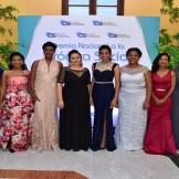 Lisbel Sánchez, Dileny Evangelista, Yubelkis Mejia , Yosarah Fernández, Rosa Arredondo, Daniela Cruz , Shawell Peña y Sinthia Sánchez