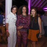 Marcelle Nicolás, Karen Seijas y Celeste Rodríguez