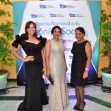 Vilma Batista, Yakayra Suero y Blanca González
