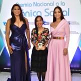 Yenny Polanco Lovera, Maria Mercedes y Claudine Nova