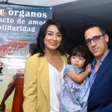 Ana Victoria Valenzuela, Helena Morales, Carlos Morales