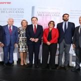 Alejandro Abellán García de Diego, Luis Molina Achecar, Zaida Gabas de Requena, Antonio Huertas, Mercedes Canalda, Iñaki Ortega, Jose Luis Alonso