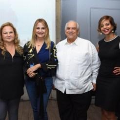 Sonia Piera, Nuria Piera, Fernando Morales, Amelia Deschamps