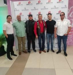 Oscar Glass, Raúl Martínez, Bryan Glass, Ignacio Glass, Raul Sebastian Martinez, Luis Rodríguez