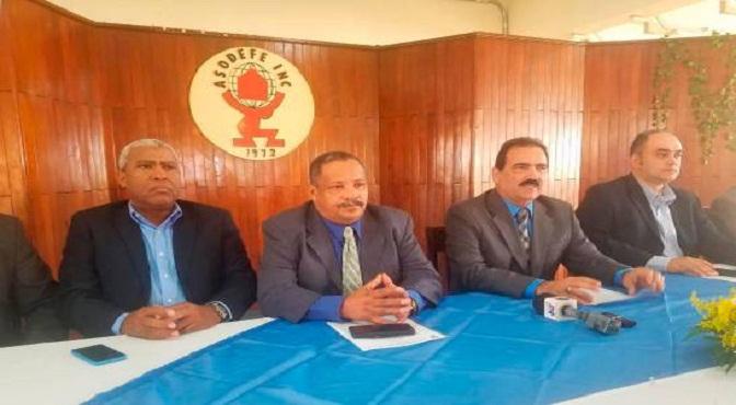 Encuentro de los ferreteros con la prensa. En la República Dominicana hay más de 4,000 ferreterías.