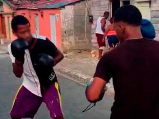 Imagen del hecho de un video