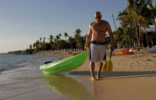 Vin Diesel ha rodado varias películas en el país