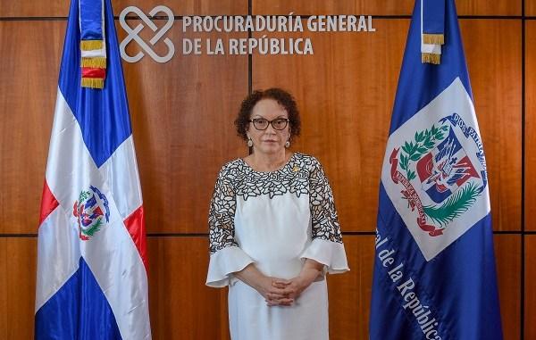 Procuradora General de la República, Miriam Germán Brito
