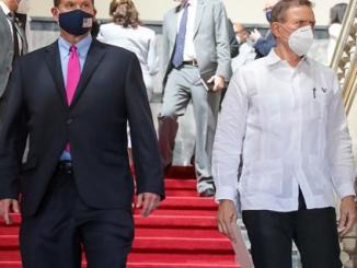 El gobierno dominicano se comprometió a no admitir la G5 proveniente de China.