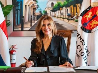 Alcaldesa Carolina Mejía
