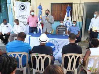 Marte Martínez informó, que desde el CND se gestionarán becas