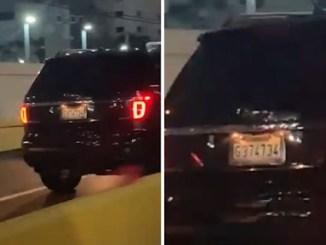 Arrestan a un conductor que viajaba por el carril opuesto y provocó accidentes