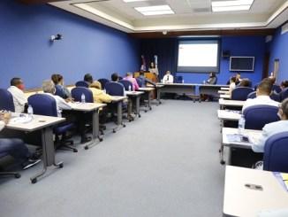 Contraloría realiza jornada de Capacitación en Control Interno dirigida a servidores del INDRHI