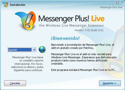 messenger-plus-live-45-instalacion-spanish