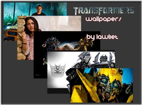 transformers 2 wallpapers