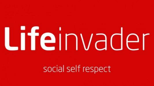 life invader logo