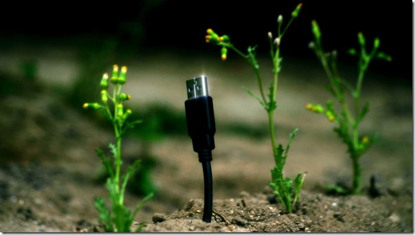 USB Coneccion a movil