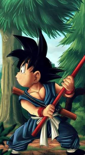 Dragon Ball fondos movil (74)