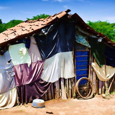 Vivienda rural de Nicaragua. CORTESÍA / VIAJE JET
