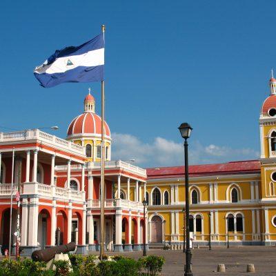 Granada era uno de los principales polos turísticos de Nicaragua. CORTESÍA / DESPACHO 505